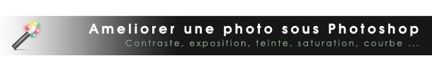 banniere tuto retoucher une photo contraste exposition Comment réussir ses photos comme un professionnel ?