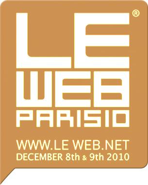 Le Web 10 - CR