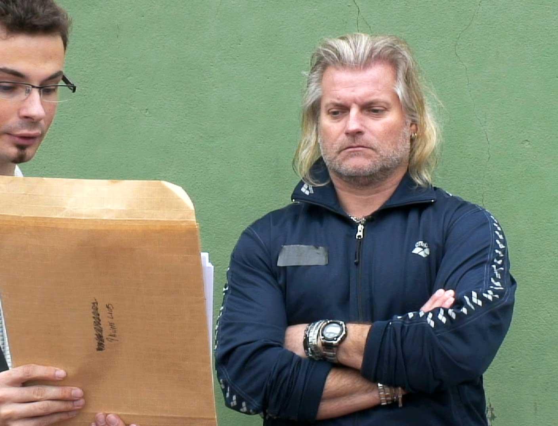 Moi je vais te dire un truc - tournage avec Philippe Lucas - Stéphane PERES - stéphane peres - stéphane pérès