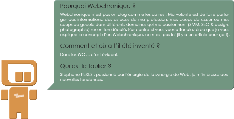 Webchronique by npcmedia
