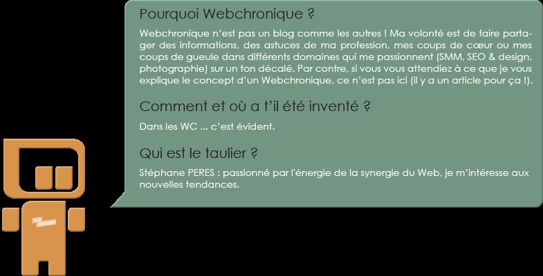 Webchronique by npcmedia