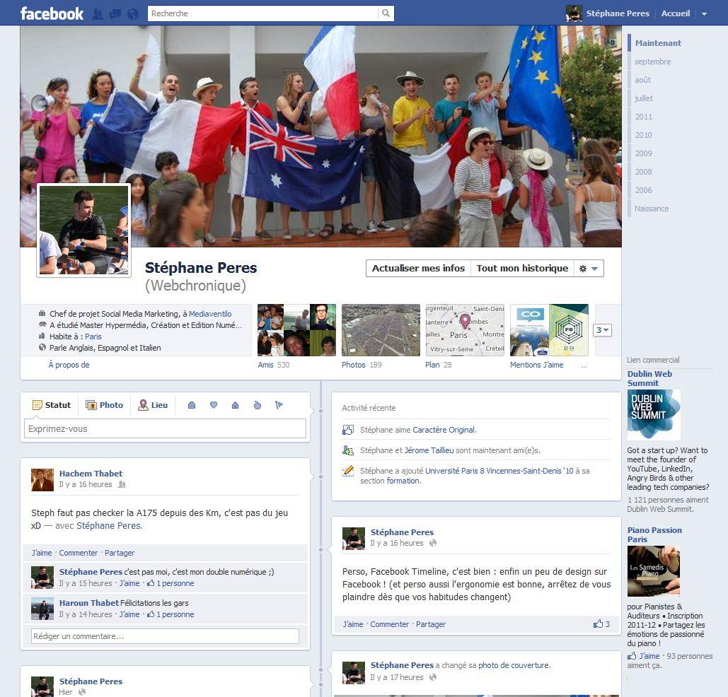 Sample Facebook Timeline 100 Facebook Banner Templates Free Sample ...